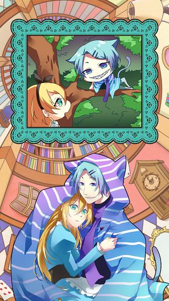 爱丽丝和仙境里的猫截图