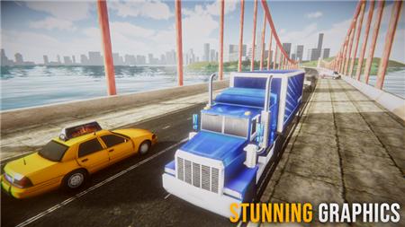 卡车模拟驾驶欧洲之行苹果版截图