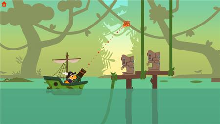 恐龙海盗船苹果版截图