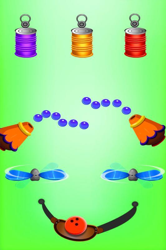 球球彈跳天空截圖