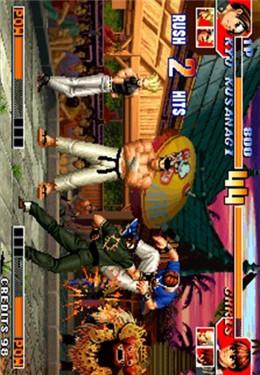 拳皇kof對戰平臺最新版截圖