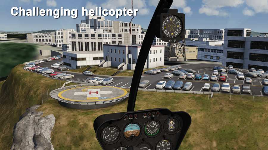 模擬航空飛行2020截圖