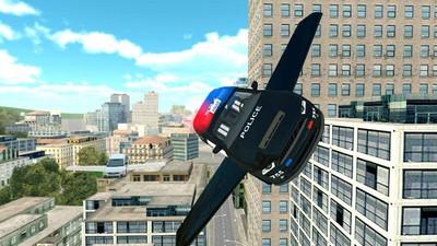 警用飛車模擬器截圖