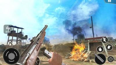 二戰生存射擊游戲截圖