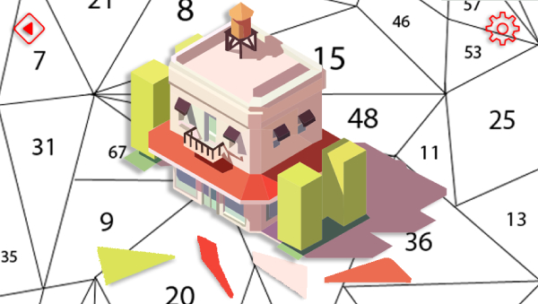 建房低模艺术最新版截图