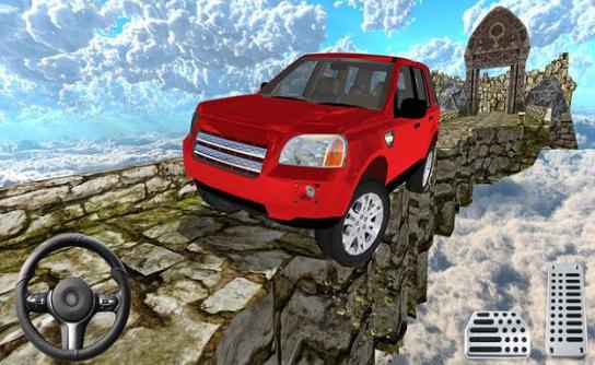 4X4吉普特技驾驶最新版截图