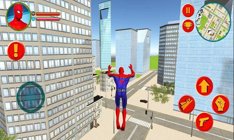 蜘蛛侠模拟器截图