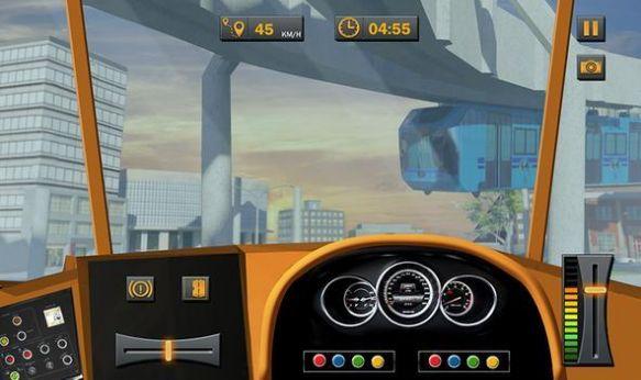 高架列车驾驶模拟器截图
