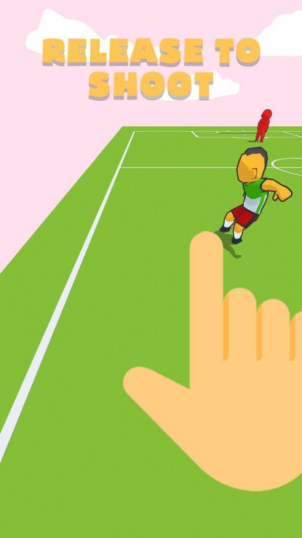 迷你人类足球游戏截图3