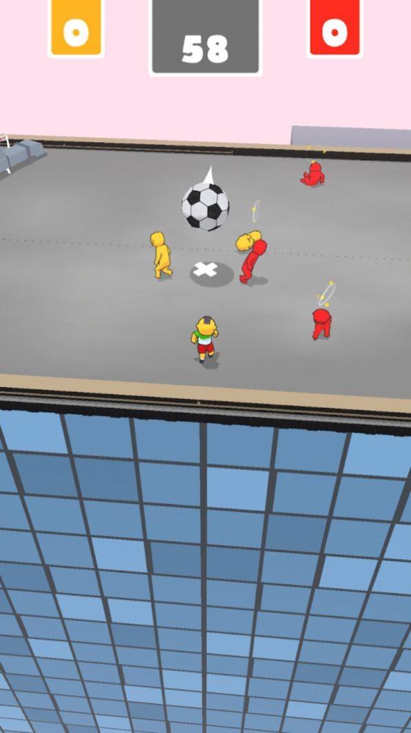 迷你人类足球游戏截图4