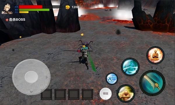 刀剑异梦游戏截图3