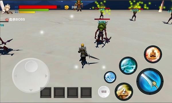 刀剑异梦游戏截图1