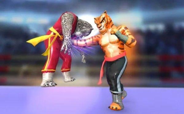 冠军摔跤模拟器截图