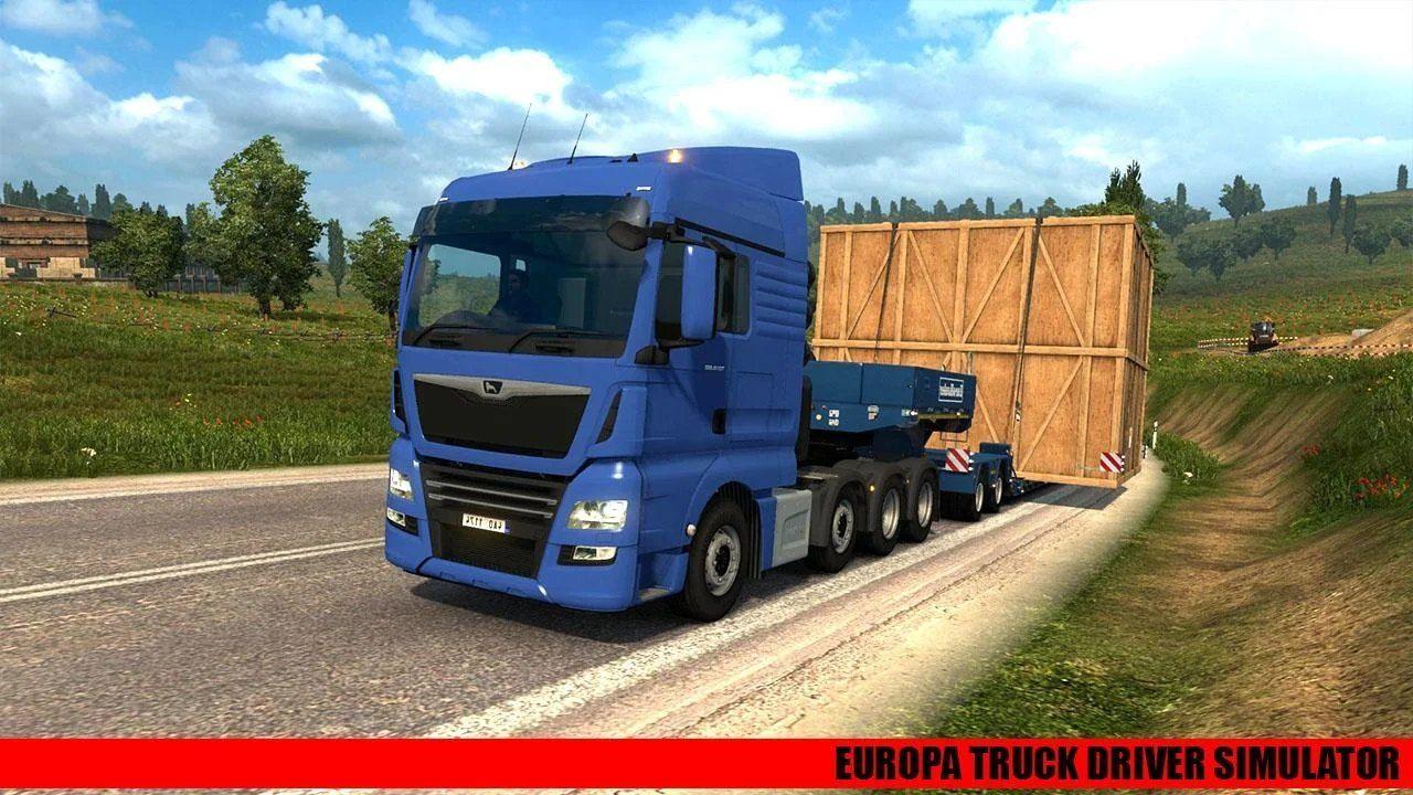 亚洲卡车模拟器2021截图