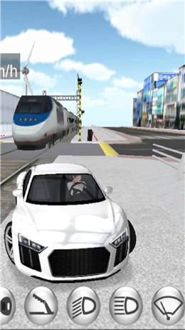 3D驾驶课截图