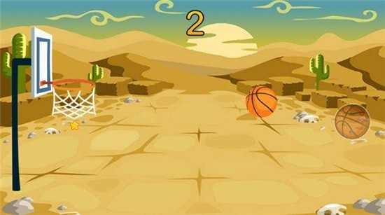 篮球灌篮大师截图