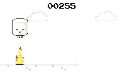 Jumping Marshmallow截图