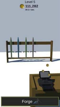 打铁模拟器截图
