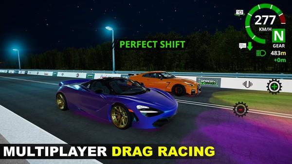 极限GTR汽车驾驶截图