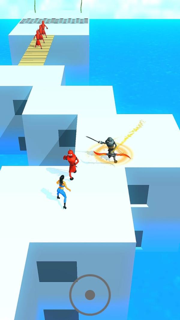 超级战斗姬3D截图