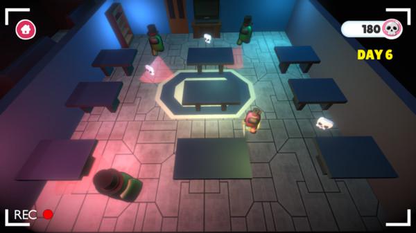 我们的派对太空杀3D版截图