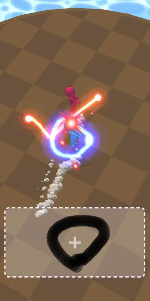 画个激光剑截图