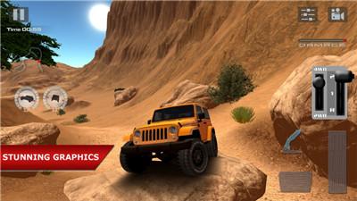 越野驾驶沙漠截图