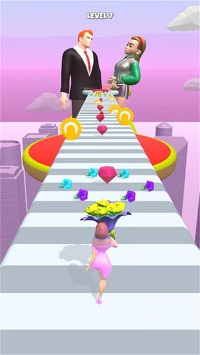 婚礼冲刺3D截图