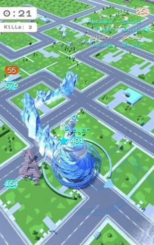 龙卷风来袭模拟器截图