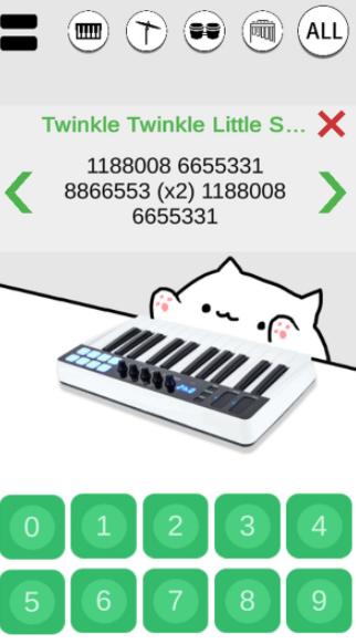 邦戈猫乐器大师截图