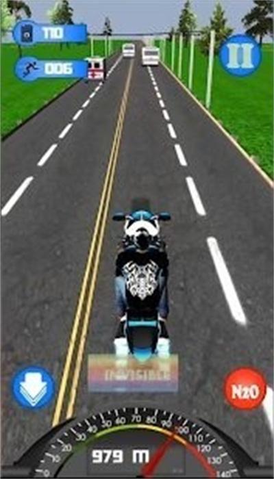 Highway Dash 3D截图