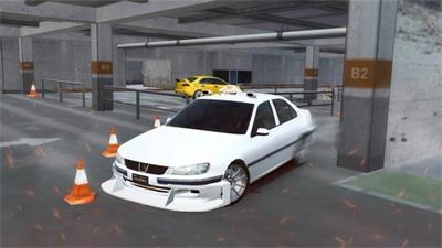 出租车驾驶和比赛截图