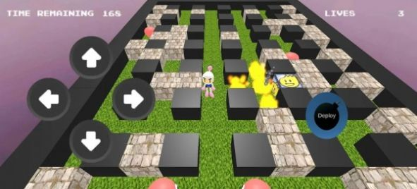 炸弹投掷器3D截图