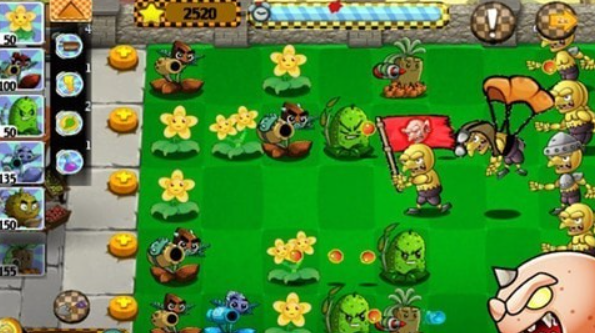 植物大战妖精2截图