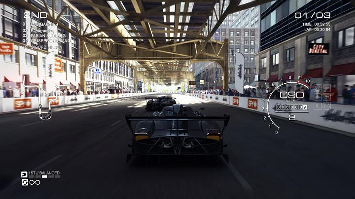 grid赛车游戏截图