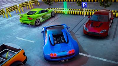 现代车辆停车场截图