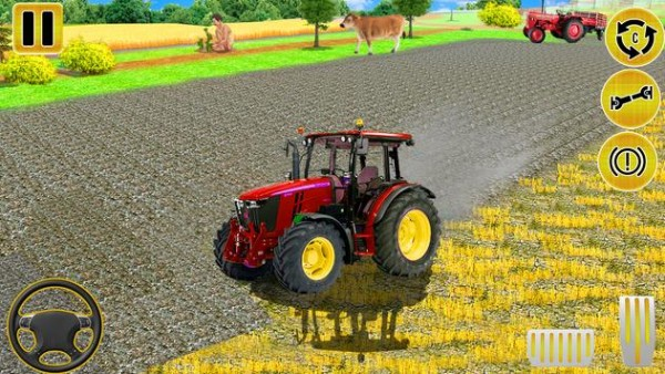 拖拉机农民模拟器截图