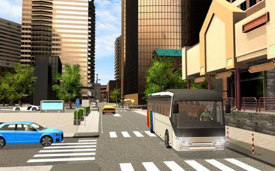 长途客车3D模拟器截图