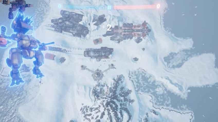 bot战斗泰坦截图