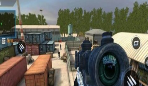 突击队重要任务FPS截图