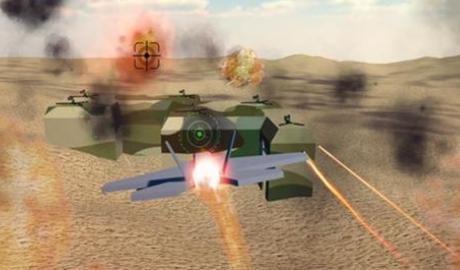 空战战斗机模拟器截图