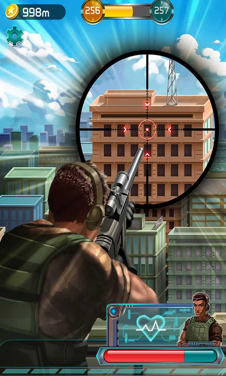 狙击行动截图