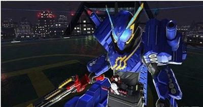 假面骑士剑锋模拟器截图