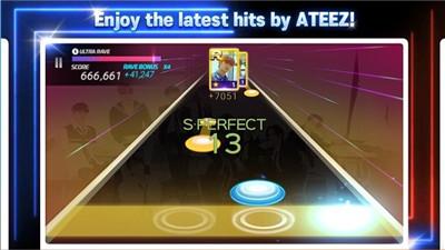 SuperStar ATEEZ截图