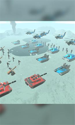 战场特种兵团模拟器截图
