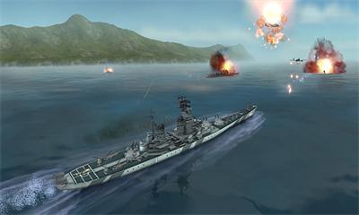 海岛战舰奇兵截图