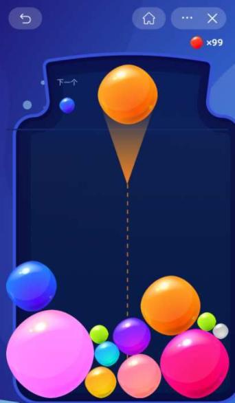 果冻球球截图