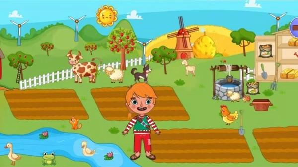米加小镇农场截图