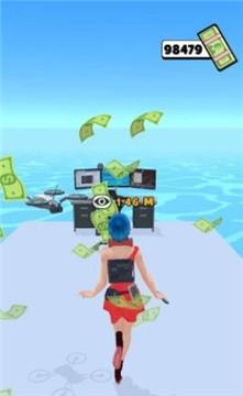 攒钱奔跑截图