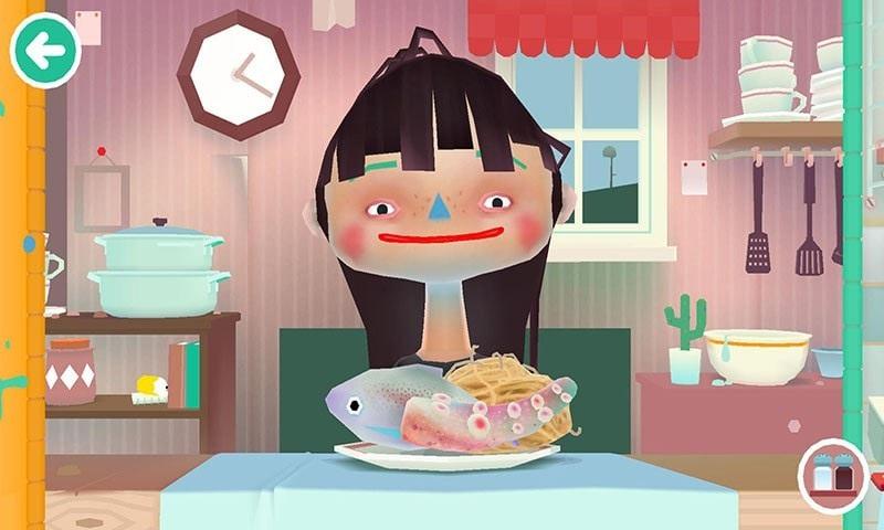 米加世界美食截图